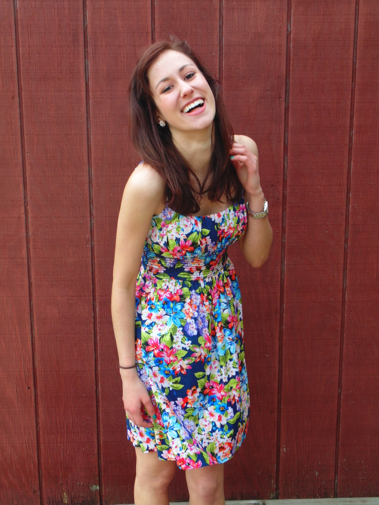 Nothing says spring more than florals. - $7.99