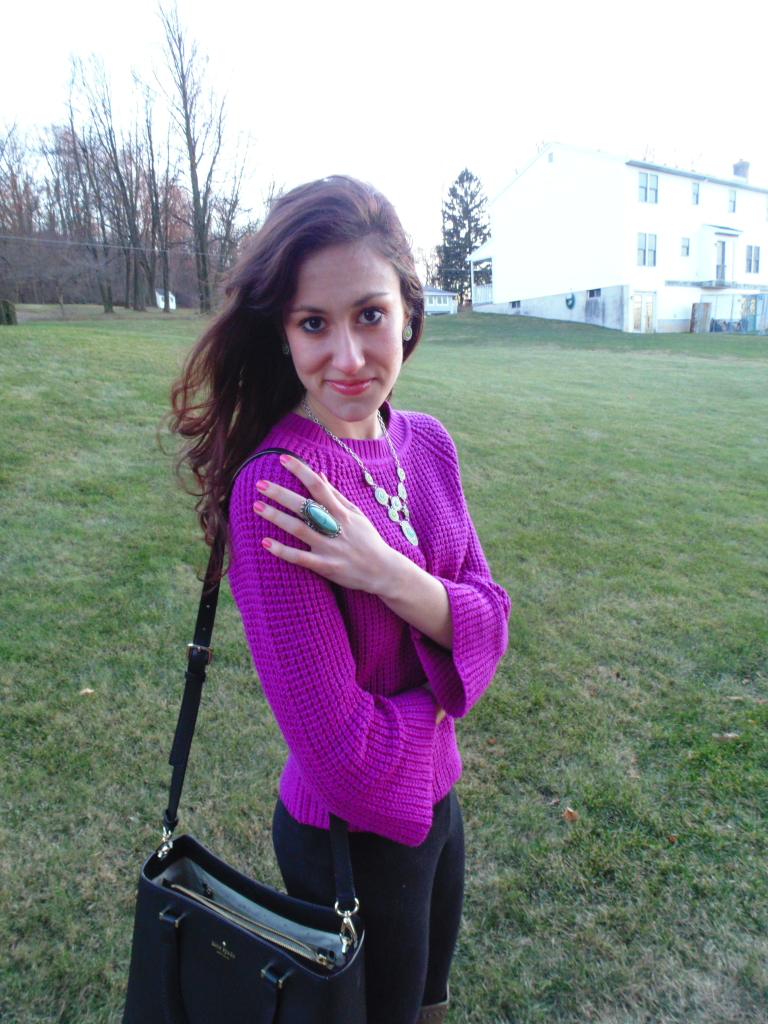 philadelphia fashion blogger ootd winter