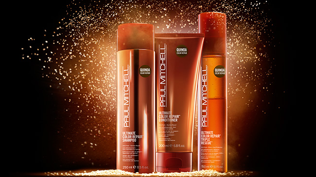 paul mitchell quinoa products