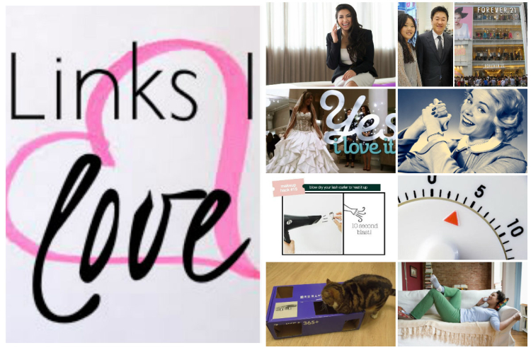 August 2015 Links I Love
