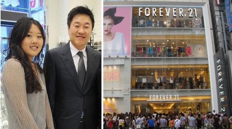 the story behind Forever 21
