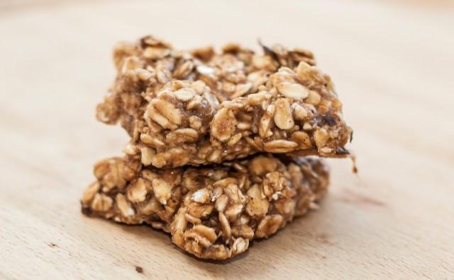 no bake homemade granola bar