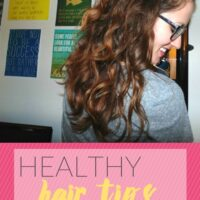 Healthy Hair Tips for Fall
