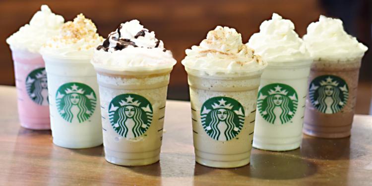 Starbucks menu hacks | Links I Love on Coming Up Roses