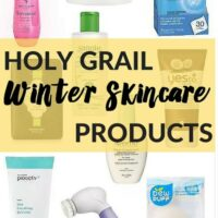 Holy Grail Winter Skincare Products