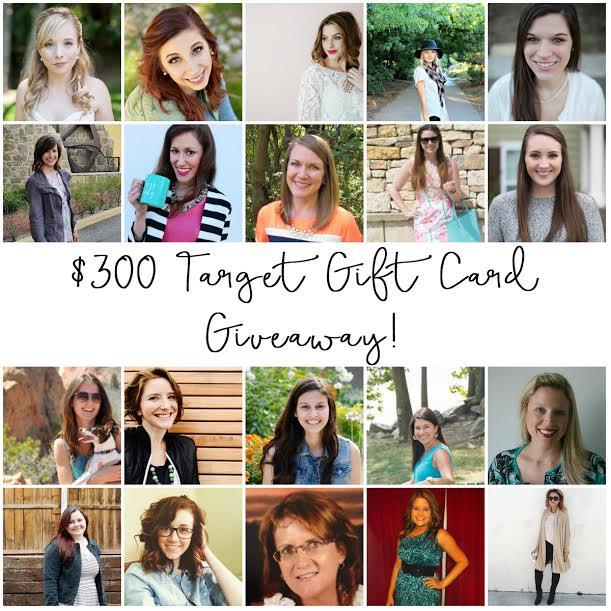 $300 Target giveaway