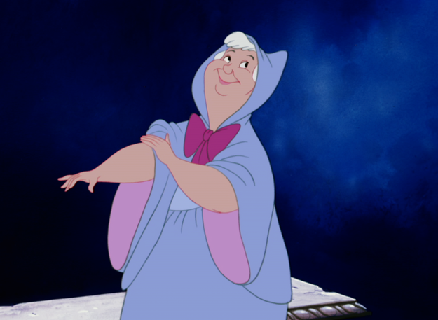 Buzzfeed fairy godmother read - Links I Love on Coming Up Roses
