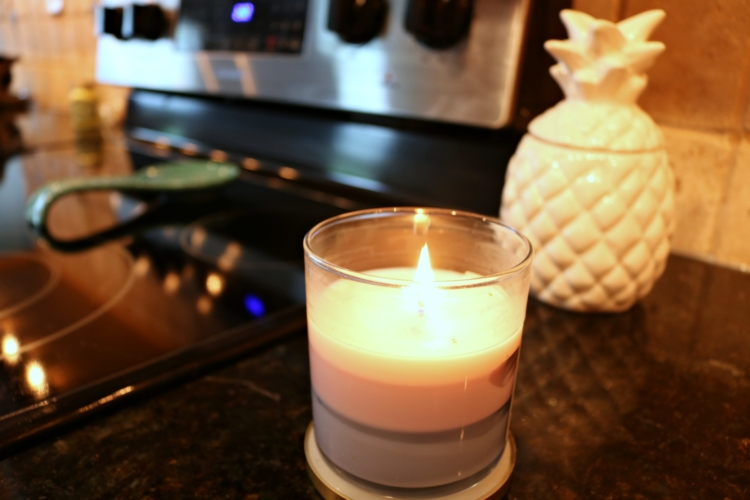 Candle - 6 Cleaning Musts for Quick Entertaining on Coming Up Roses