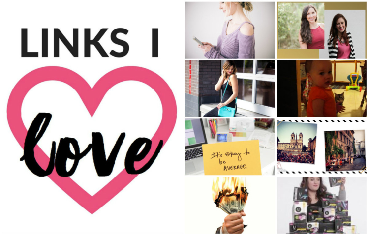 July: Links I Love on Coming Up Roses