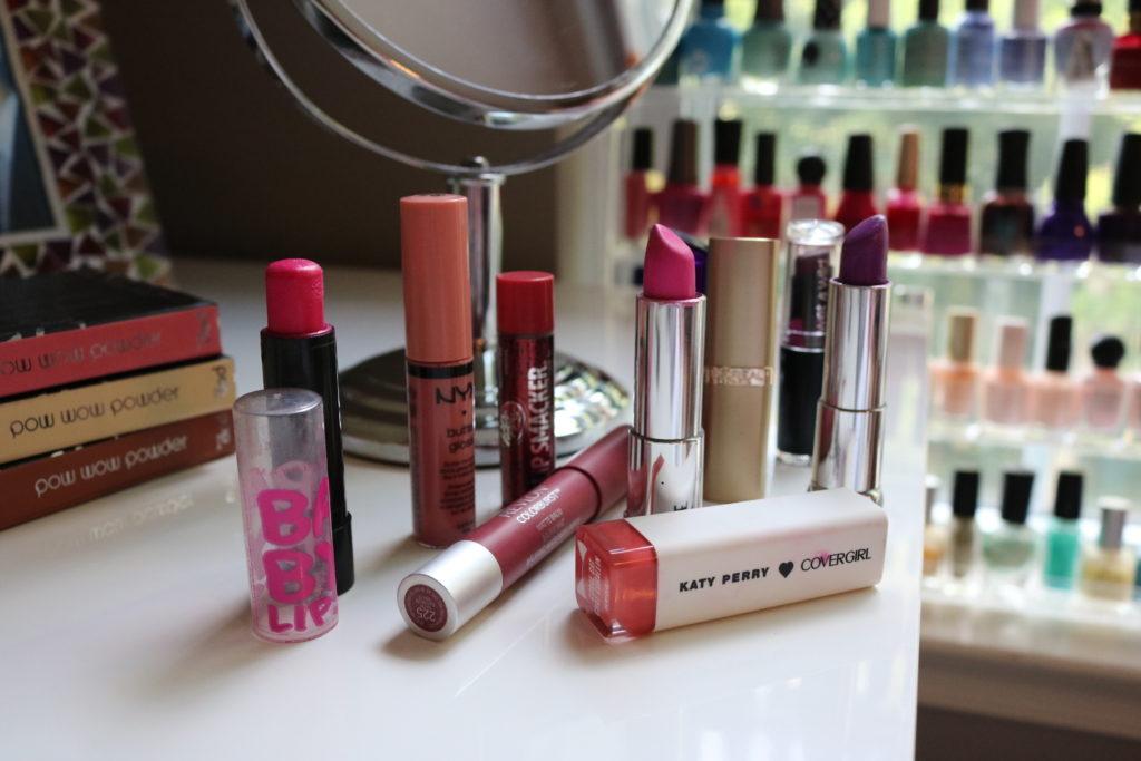 Holy Grail Drugstore Lipsticks - Best drugstore lipsticks on Coming Up Roses