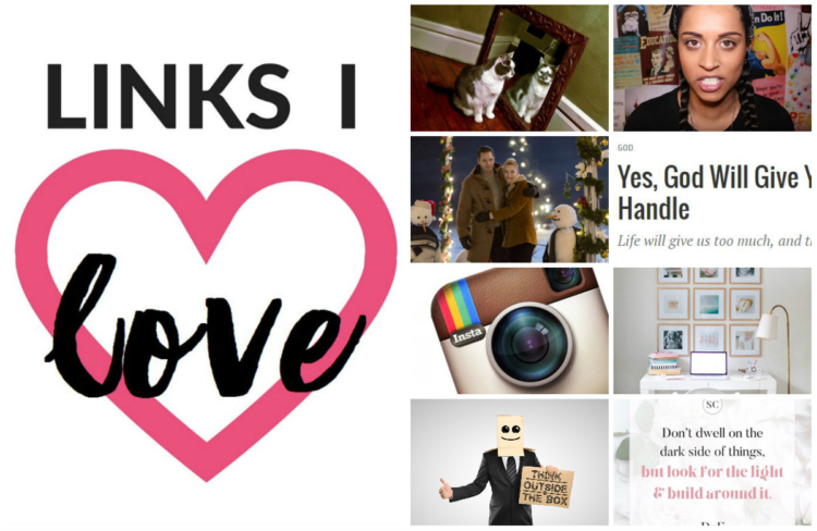 October Links I Love: Tips on stopping comparisons, the types of people you'll see on Halloween (hilarious), Hallmark's 22 new Christmas movies for 2016, on God giving you more than you can handle, the dirty truth of buying Instagram likes, how to use your iPhone photos to create beautiful gallery walls, how to get jobs that aren't advertised yet, and 10 awesome things about Diane Von Furstenberg - on Coming Up Roses