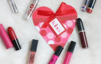 Kiss Proof Lipstick + Longwear Lip Products for Valentine's Day