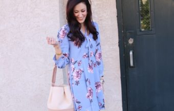 My Favorite Floral Dress + Easter Dresses Under $40