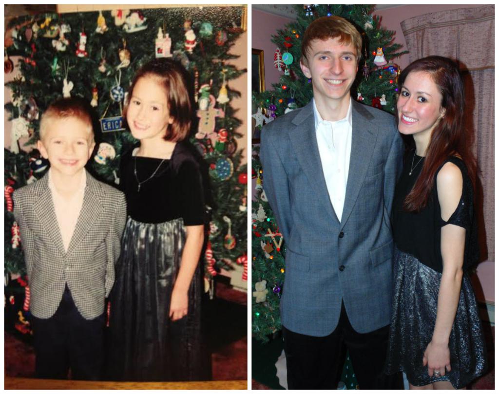 Awkward Family Photos + Christmas Day to Night!