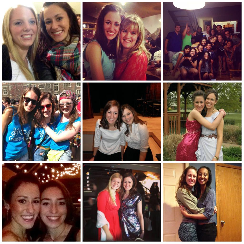 collage friends
