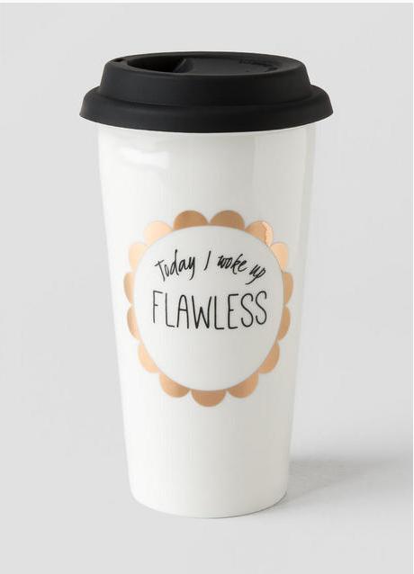 flawless mug