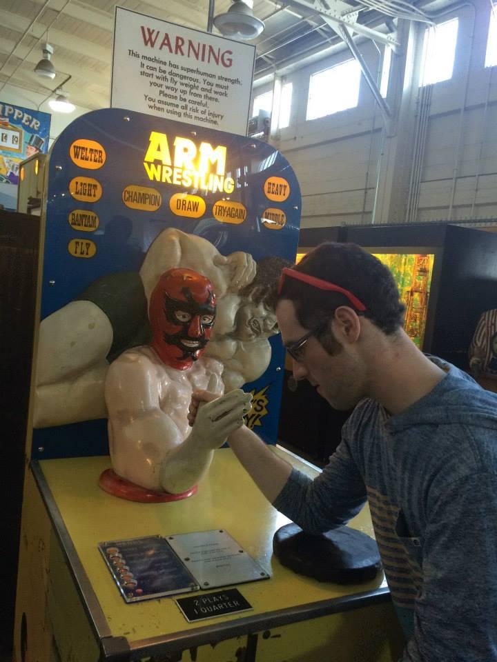 san francisco arcade princess diaries