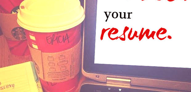 how to perfect your resume