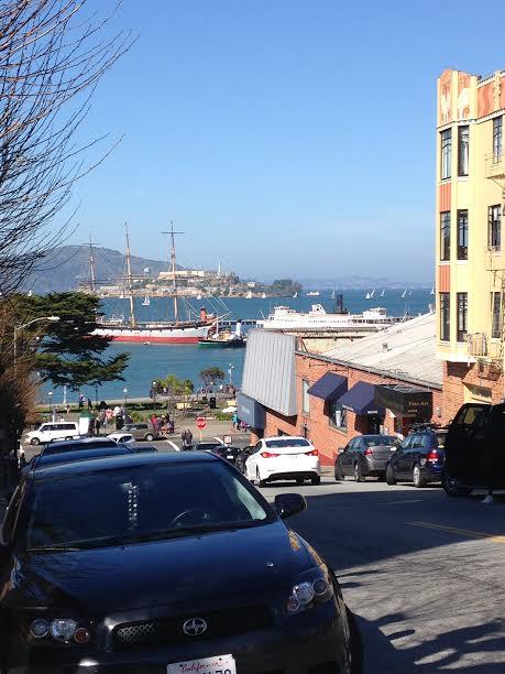 san francisco california streets