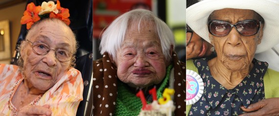 secrets to long life from the oldest people in the world