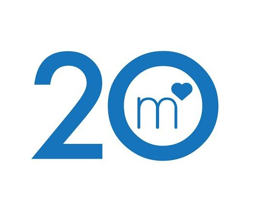 match.com 20th anniversary