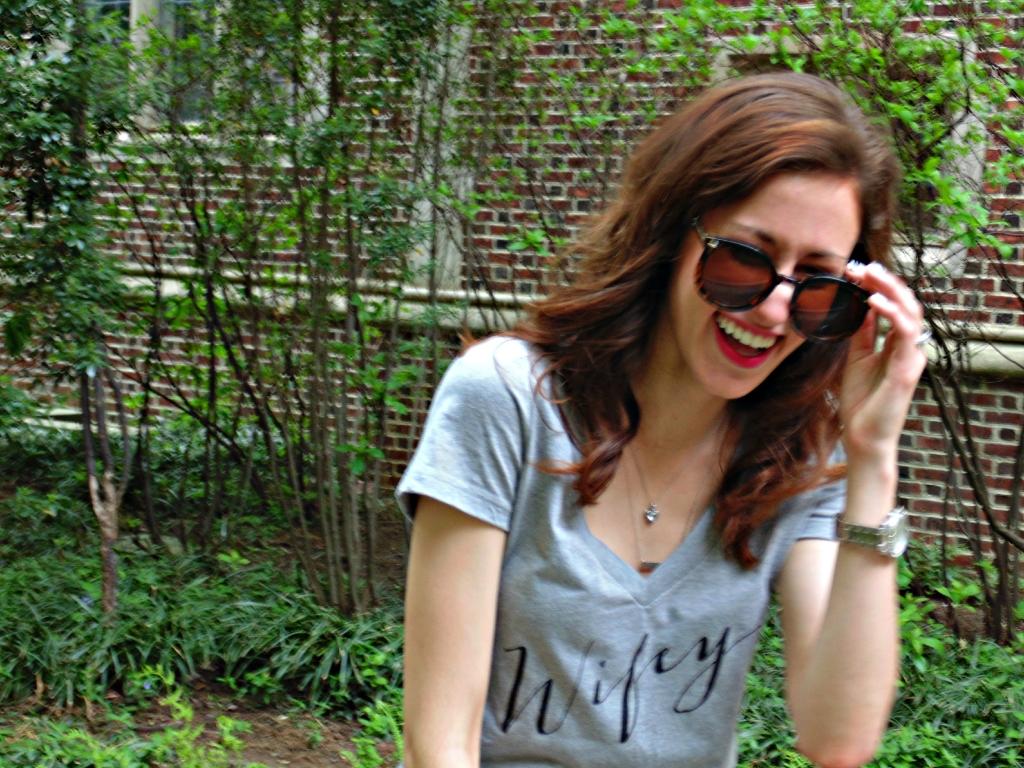 oversized sunglasses polette spring style fashion inspiration