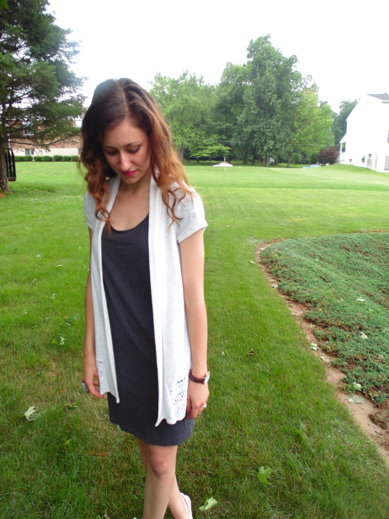 How to Style a T-Shirt Dress for Summer!