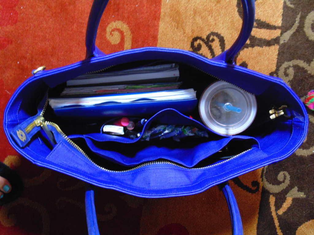 How to pack your Dagne Dover bag