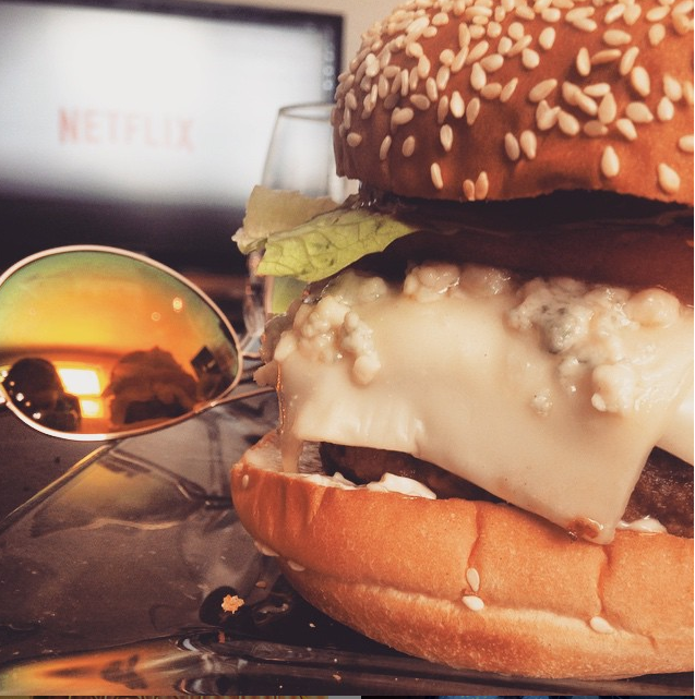 awesome burger