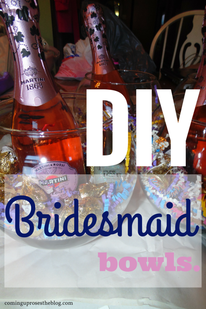 Will you be my Bridesmaids?