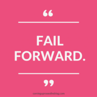 """Fail forward."""