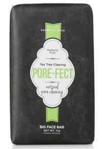 Posh tea tree cleansing face bar