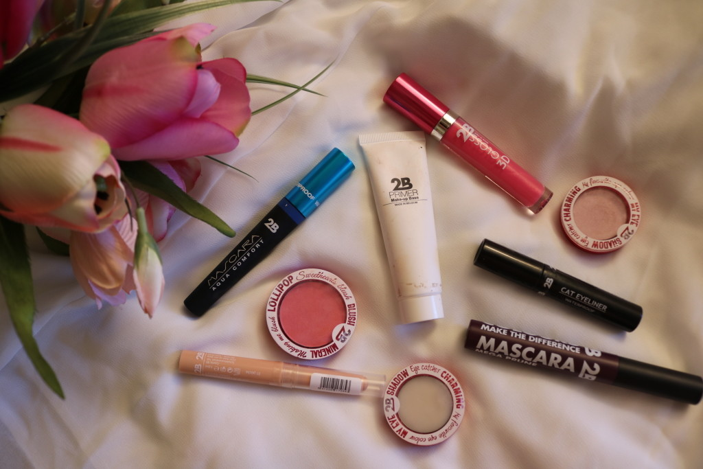 Everyday Sweatproof Fall Makeup Routine