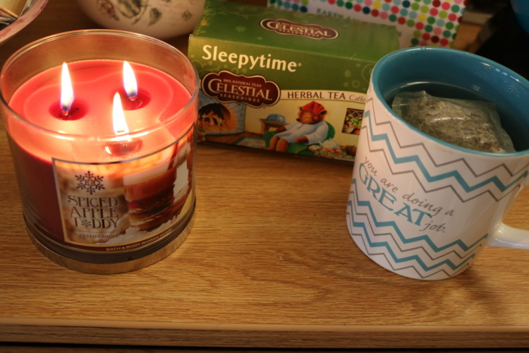 Pampering routine for busy 20-something college girl