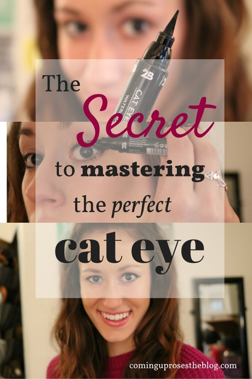 The Secret to Mastering the Perfect Cat Eye