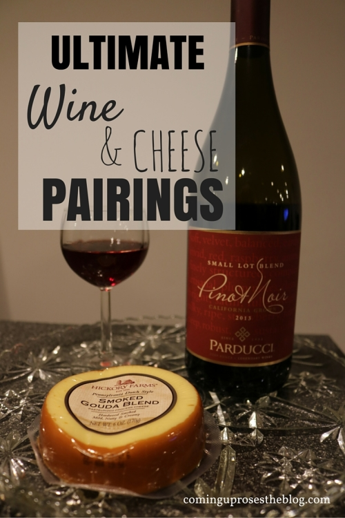 Ultimate Wine Cheese Pairings on Coming Up Roses