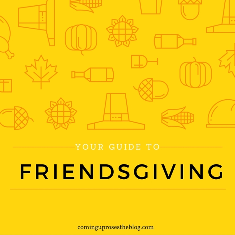 A Guide to Friendsgiving