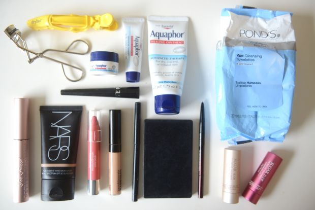 Beauty Bag Essentials from former Beauty Editor | Links I Love on Coming Up Roses
