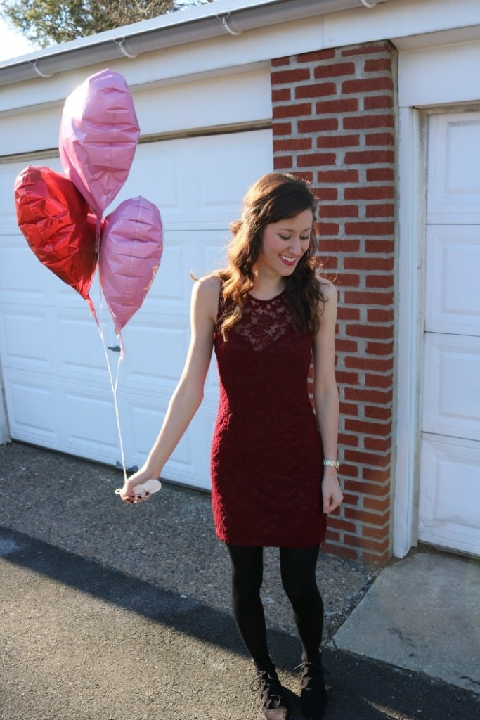 These two outfits make for great Valentine's Day Style Inspiration. Get more from Coming Up Roses!