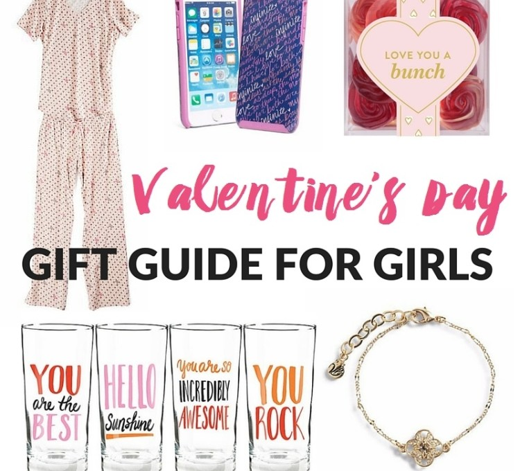 Valentine's Day Gift Guide for Girls