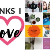 March: Links I Love