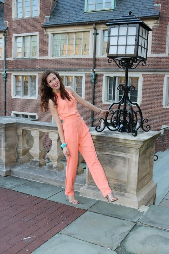 How to wear a jumpsuit - Target + Shopbop sale