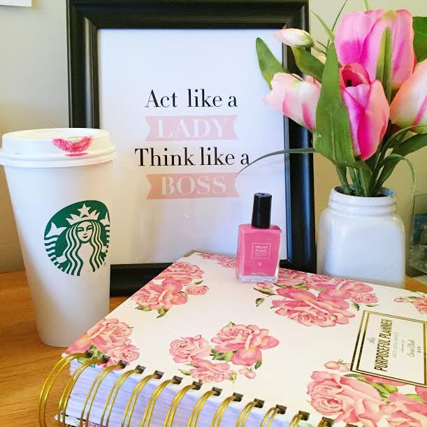 Purposeful Planner by Corie Clark