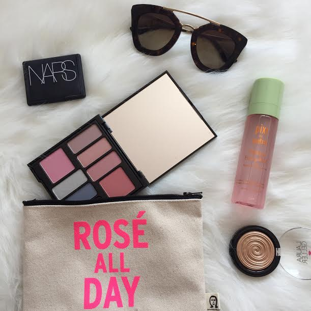 iPhone flatlay photography tips on Coming Up Roses