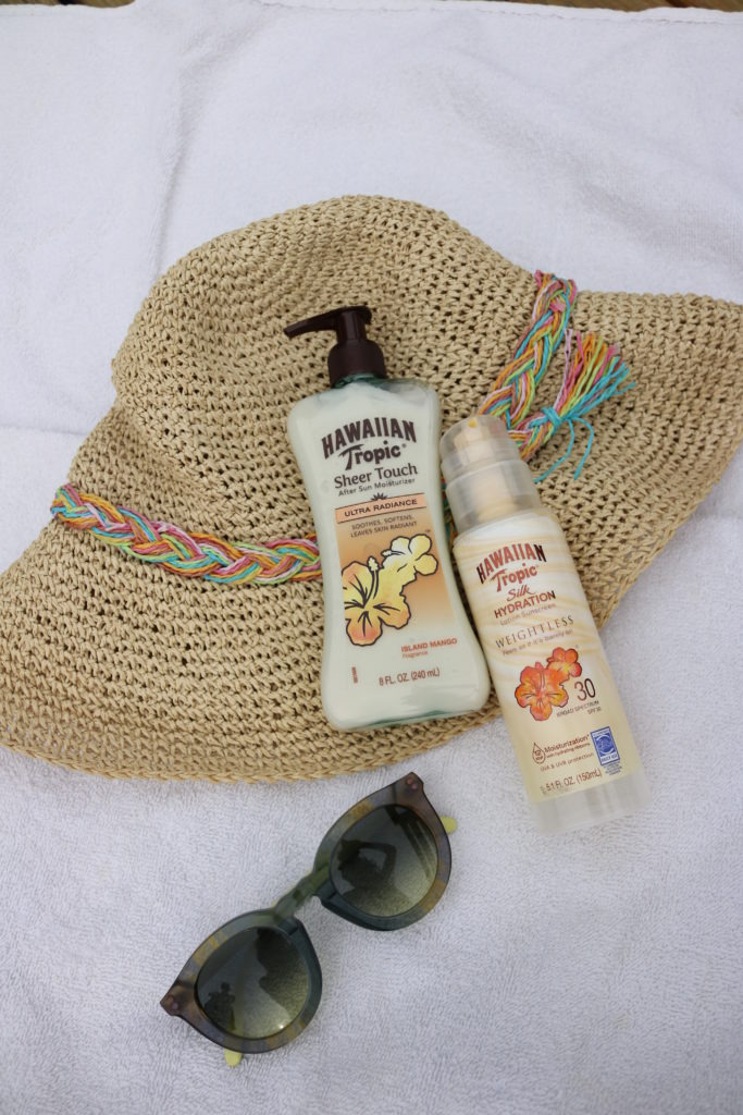 11 Must-Have Tips for your Skin's Sun Protection with Hawaiian Tropic on Coming Up Roses