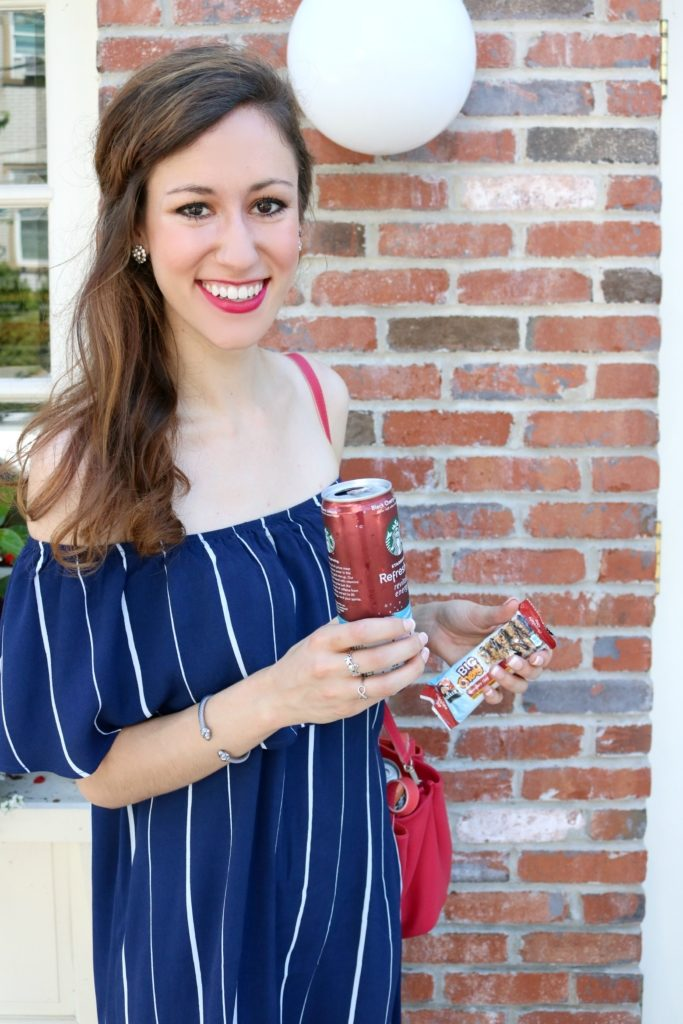 Cool for the Summer - Tips on staying refreshed, with Starbucks Refreshers on Coming Up Roses