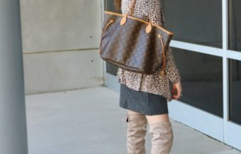 Trend to Try: Over the Knee Boots