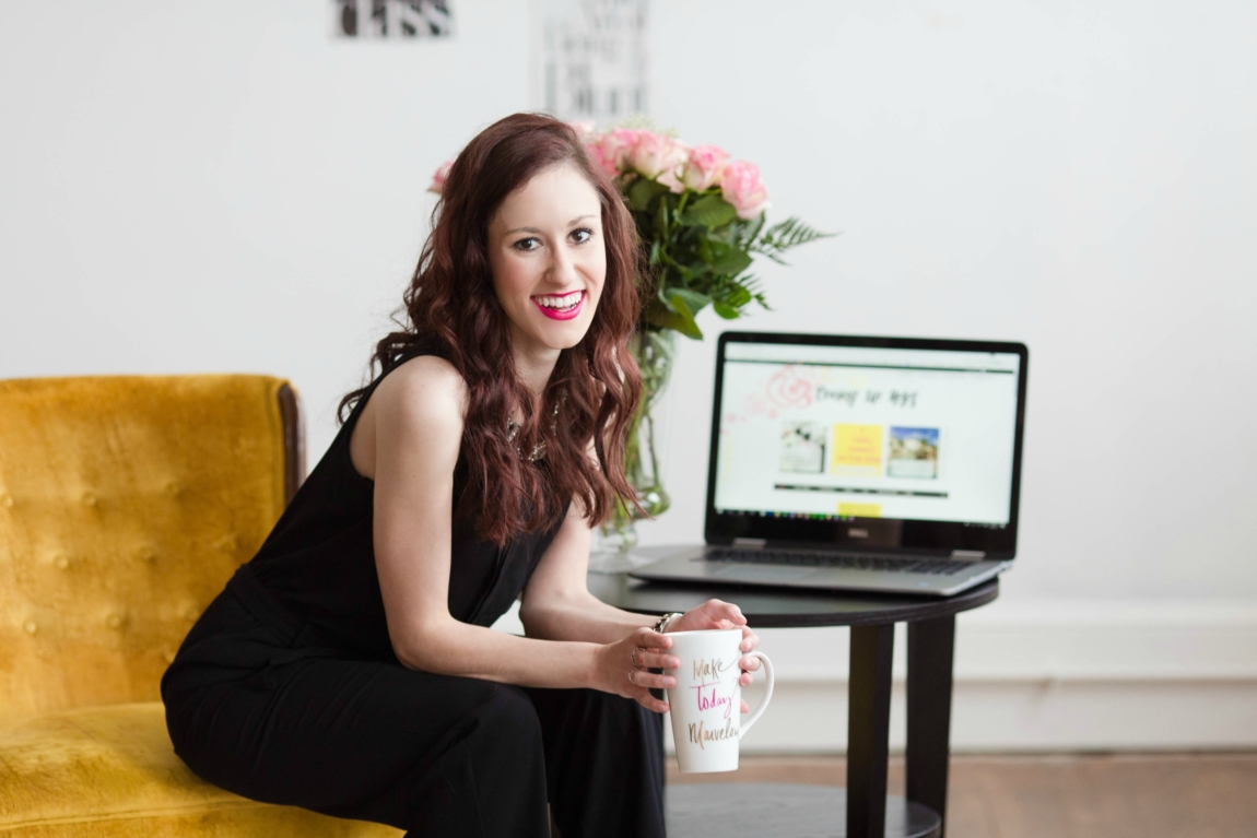 Work with Popular Philadelphia blogger Coming Up Roses