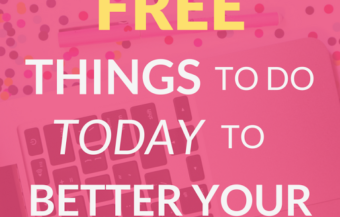 15 FREE Things to do Today to Better your Blog (+ $700 Nordstrom GIVEAWAY!)