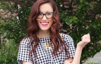 #AskE – ($20 gingham top, Transitioning Careers, What to Wear to July Weddings, + MORE)